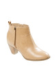 KHOKO JADE DOUBLE ZIP ANKLE BOOT
