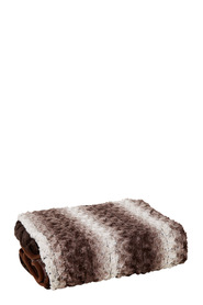 JASON Jason Faux Fur Heated Throw 160x130cm