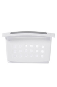 STERILITE Small stack basket white