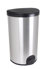 WHITE MAGIC SMART BIN 50L BLACK WM-SB50L