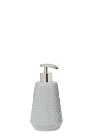 SHAYNNA BLAZE Airlie embossed soap dispenser