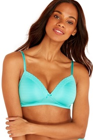 THE COLLECTION 2pk Burnout Wirefree Bra
