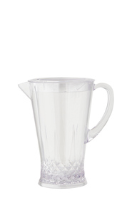 SHAYNNA BLAZE Diamond Pitcher Clear