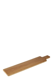 HEIRLOOM GOODS Acacia Paddle Board Rectangle 54x12cm