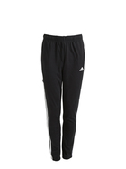 ADIDAS Mens 3 Stripe Logo Jersey Trackpant