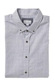 WEST CAPE CLASSIC Casual Printed Short Sleeve Shirt
