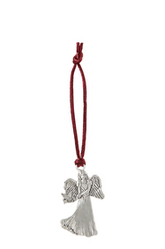 SEAGULL Angel of Peace Pewter Ornament