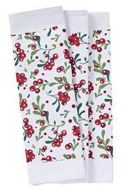 SOREN 4PK PLACEMAT LEAF AND BERRY