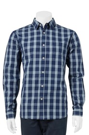 BRONSON Long Sleeve Check Shirt
