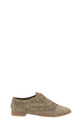 KHOKO PERFORATED SLIP ON LOAFE, TAUPE, 6