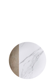 SHAYNNA BLAZE Side Plate Marble Decal