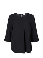 KHOKO SMART Pebble Crepe Inverted Pleat Tunic
