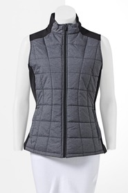 SIMPLY VERA VERA WANG Women'S Sleeveless Puffer Jacket