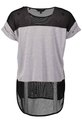SVVW JAQUARD MESH INSER, GRY-MLE+BLK, XS