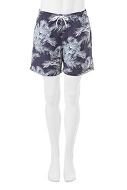 BACK BAY ELASTIC WAIST BEACH  SHORT