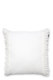 JAMIE DURIE Cotton Tassell Decorative Cushion