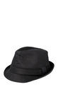 DENTS FABRIC TRILBY 71004818, BLACK, S-M