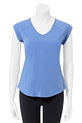 LMA ACTIVE V-Neck Raglan Cotton Rich Tee