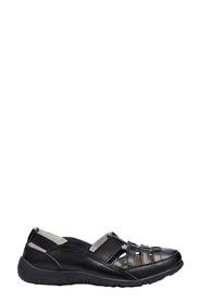 BENNICCI LETTIE STRAP DETAIL SLIP ON LEISURE