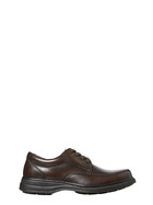 HUSH PUPPIES Tristan Traditional Lace Up Leather Shoes
