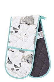 MOZI MUTTS DOUBLE OVEN MITT