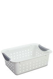 STERILITE Ultra Basket Small White