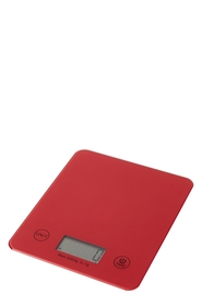 SMITH & NOBEL Kitchen scale 10kg Red