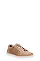 HUSH PUPPIES PLAIN LACE UP BO, TAUPE, 41