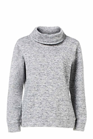 LMA ACTIVE Brushed Funnel Neck Fleece
