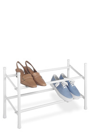 WHITMOR EXPANDABLE STACKABLE SHOE RACK