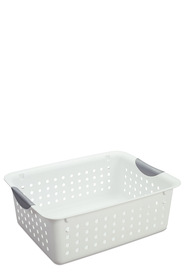 STERILITE Medium Ultra Basket White