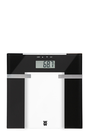WEIGHT WATCHERS Slimline Smart Bathroom Scale
