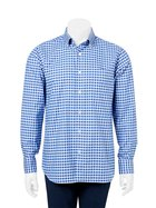 WEST CAPE CLASSIC Easy Wear Oxford Check Shirt