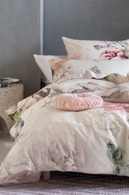 LINEN HOUSE Sansa Quilt Cover Set Queen Bed