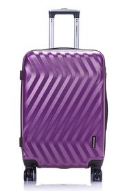 SWISS EQUIP Toulouse 76cm EXP 4WD Trolley Case