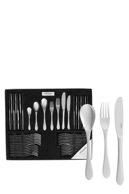 NORITAKE MONTEROSSO 56 PIECE CUTLERY SET 18/10 STAINLESS STEEL