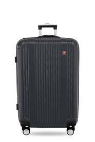 SWISS EQUIP Arosa 80cm 4WD Expandable Trolley Case