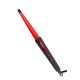 VIVITAR Ceramic Curling Wand Red