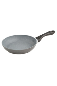SMITH & NOBEL Elite Stone Frypan Grey 24Cm