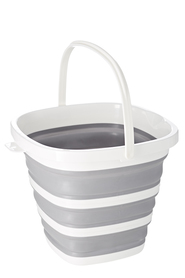 SEYMOURS Pop Up Square Bucket 10L
