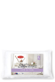 TONTINE SLEEP SELECT PILLOW LOW & FIRM