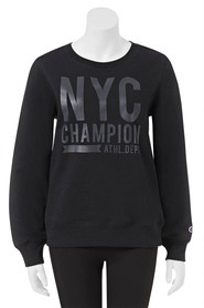 CHAMPION Womens champion nyc crew