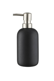 Store loft soap dispenser black