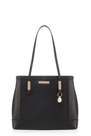 THE COLLECTION 3 Compartment Panelled Tote