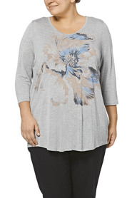 Tania kay flower placement tee hs-027