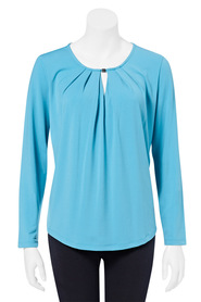 SAVANNAH Annette Easy Trim Top