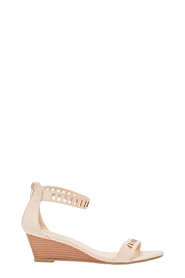 KHOKO Quela Ankle Strap Wedge