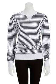 BONDS Womens Bestie Stripe Pullover