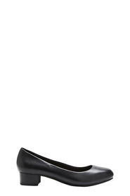HUSH PUPPIES Hope Jana Leather Classic Pump