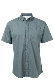 WEST CAPE CLASSIC Casual Oxford Short Sleeve Shirt